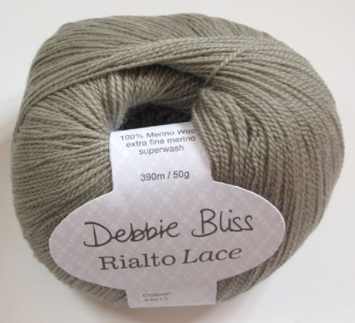 Debbie Bliss Rialto lace - Moss green